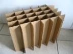 Emballage carton Croisillon