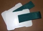 Emballage carton : POIGNEE SANGLE PLASTIQUE