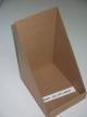 Emballage carton PRESENTOIR HAUT A FLACON