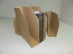 Emballage carton : BOITE A REVUES OUVERTE