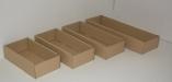 Emballage carton BARQUETTE HAUTE