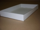 Emballage carton BARQUETTE microcannelure
