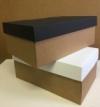 Emballage carton : boite à Chaussures (F pour Fond - C pour Couvercle)