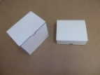 Emballage carton : BOITE BLANCHE