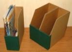Emballage carton BOITE A REVUE MONTEE