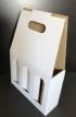 Emballage carton : CABAS PORTE BOUTEILLES