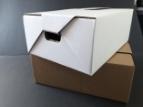 Emballage carton CAISSE VERROUILLABLE ou CAISSE à VIANDE
