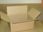 Emballage carton CAISSE AMERICAINE SIMPLE  CANNELURE