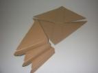 Emballage carton COIN CARTON