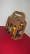 Emballage carton PANIER BOUTEILLES 6 X 33 cl