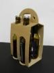 Emballage carton PANIER BOUTEILLES  4x33 cl Longneck