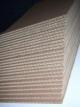 Emballage carton PLAQUE carton ondulé  SIMPLE CANNELURE - par  PALETTE